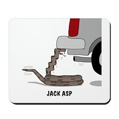 Jack Asp Mousepad