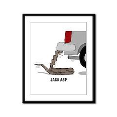 Jack Asp Framed Panel Print