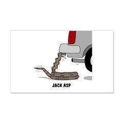 Jack Asp Wall Decal
