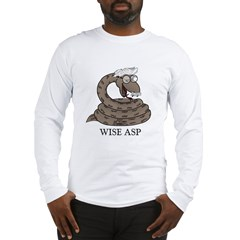 Wise Asp Long Sleeve T-Shirt
