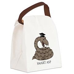 Smart Asp Canvas Lunch Bag