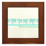 Kissimmee, Florida Framed Tile