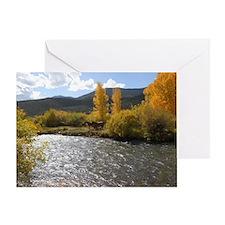 Colorado Beauties Greeting Card