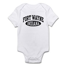 Fort Wayne Indiana Infant Bodysuit