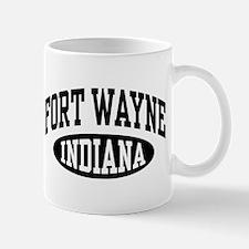 Fort Wayne Indiana Mug