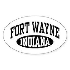 Fort Wayne Indiana Decal