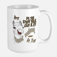 Hump Day OhYeah Camel Mug