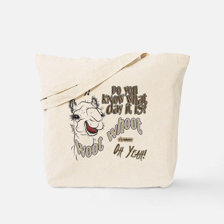 Hump Day OhYeah Camel Tote Bag