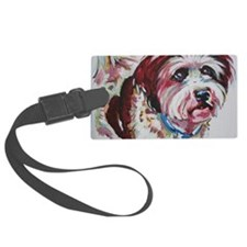 Wheaten Terrier - Buster Luggage Tag