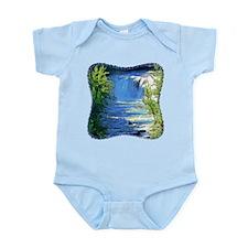 Little River Falls Infant Bodysuit