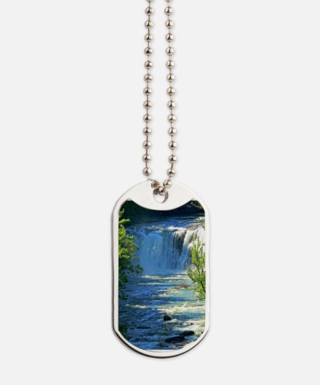 Little River Falls Dog Tags