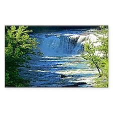 Little River Falls Decal