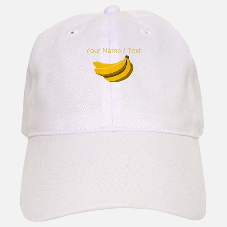 Custom Bunch Of Bananas Baseball Baseball Cap