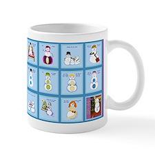 Snow Folks 5x7 Mugs