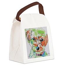 LilyBette Canvas Lunch Bag