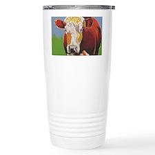 Bovine Travel Mug