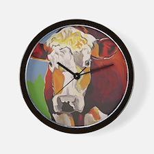 Bovine Wall Clock