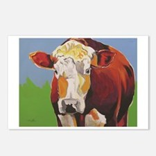 Bovine Postcards (Package of 8)