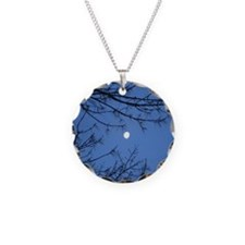 Morning Moon Necklace