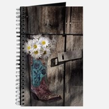 country cowboy boots Journal