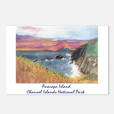 Anacapa Island Channel Islands National Park Postc