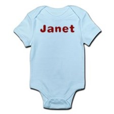 Janet Santa Fur Body Suit