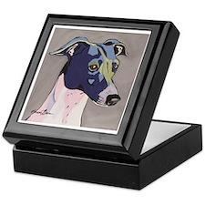 Italian Greyhound - Louie Keepsake Box