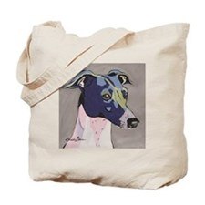 Italian Greyhound - Louie Tote Bag