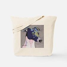 Italian Greyhound - Louie Tote Bag