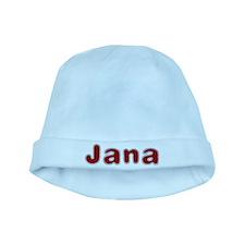 Jana Santa Fur baby hat