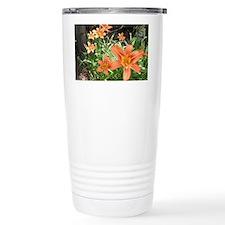 Tiger Lillies Travel Mug