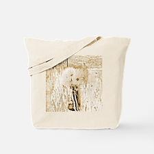country daisy nostalgia Tote Bag