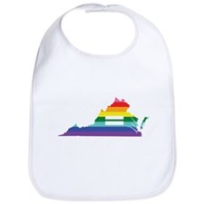 Virginia equality Bib