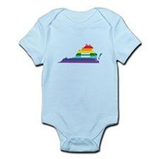 Virginia equality Body Suit