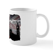 Black London Mug