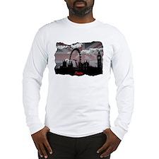Black London Long Sleeve T-Shirt