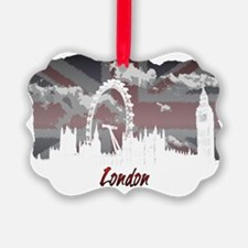 White London Ornament