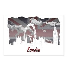 White London Postcards (Package of 8)
