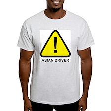 Asian Driver Alert T-Shirt