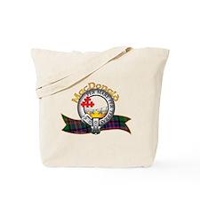 MacDonald Clan Tote Bag