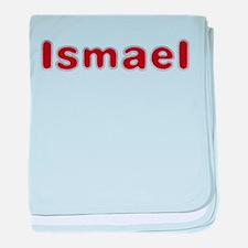 Ismael Santa Fur baby blanket