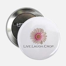 GDaisy Live.Laugh.Crop. Button