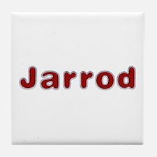 Jarrod Santa Fur Tile Coaster