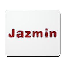 Jazmin Santa Fur Mousepad