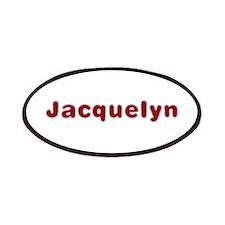 Jacquelyn Santa Fur Patch