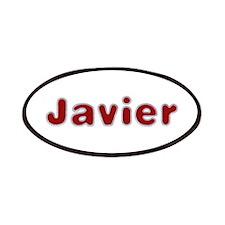 Javier Santa Fur Patch