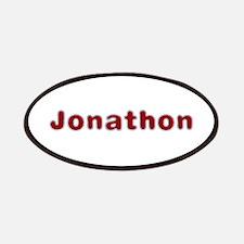 Jonathon Santa Fur Patch
