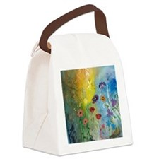 Mariposa Canvas Lunch Bag