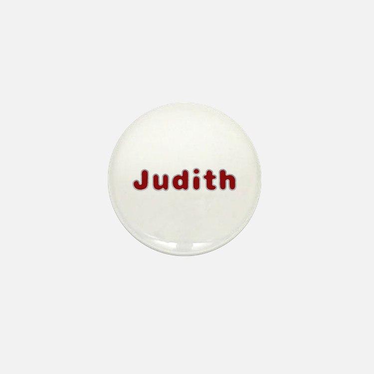 Judith Santa Fur Mini Button