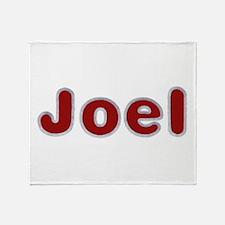 Joel Santa Fur Throw Blanket